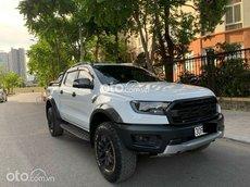 Bán Ford Ranger Raptor sản xuất năm 2018, màu trắng, nhập khẩu chính chủ