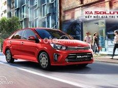 Bán ô tô Kia Soluto AT Deluxe sản xuất năm 2021, màu đỏ, giá tốt