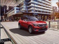 Nhận booking Kia Seltos 1.6 Premium đời 2021, màu đỏ