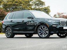 Cần bán BMW X7 sản xuất năm 2019, màu đen, xe nhập còn mới