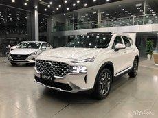 Hyundai Santafe 2021 sở hữu ngay chỉ với 350tr, tặng phụ kiện chính hãng, trả góp 90% sẵn xe giao ngay