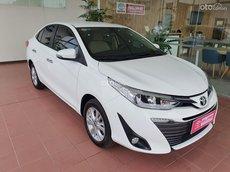 Cần bán lại xe Toyota Vios đăng ký 2018 còn mới giá tốt 498tr