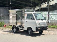Suzuki Truck thùng kín giao ngay, giảm 25tr tiền mặt