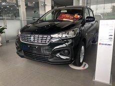 Bán xe Suzuki Ertiga năm sản xuất 2021, màu đen, nhập khẩu nguyên chiếc, giá 449tr