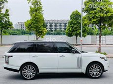 Cần bán lại xe LandRover Range Rover năm 2015, màu trắng