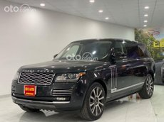 Cần bán lại xe LandRover Range Rover sản xuất 2014, màu đen, xe nhập