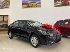 Hyundai Accent AT đen sản xuất 2021 giá chỉ 492tr