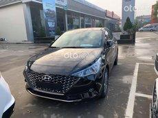 Bán ô tô Hyundai Accent năm sản xuất 2021, màu đen