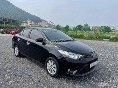 Cần bán lại xe Toyota Vios 1.5E 2016, màu đen