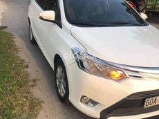 Bán Toyota Vios 1.5 Limo sx 2017 màu trắng