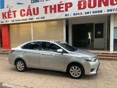 Cần bán xe Toyota Vios 1.5G 2014, màu bạc