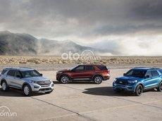 Ford Explorer Limited 2021 nhập khẩu từ Mỹ nhận cọc ngay hôm nay