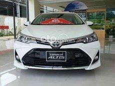 Toyota Corolla Altis 1.8G sản xuất 2021, giá tốt, tặng 2 năm bảo hiểm thân vỏ, sẵn xe đủ màu giao ngay