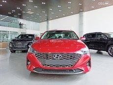 Bán Hyundai Accent 1.4 MT năm sản xuất 2021, màu đỏ, 472.1 triệu