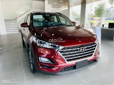 Bán Hyundai Tucson 2.0L xăng đặc biệt đời 2021, màu đỏ giá cạnh tranh