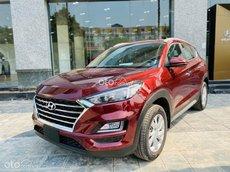 Bán Hyundai Tucson 2.0L dầu đặc biệt 2021, màu đỏ, 940 triệu
