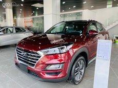 Bán Hyundai Tucson 1.6L T-GDi đặc biệt sản xuất 2021, màu đỏ