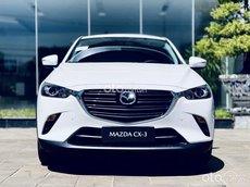 Bán Mazda CX3 mẫu xe SUV cỡ nhỏ, đầy đủ tiện nghi nhập khẩu nguyên chiếc. Giá bán chỉ từ 639 triệu đồng