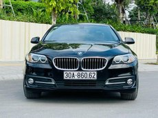 Cần bán xe BMW 520i đời 2015, màu đen, nhập khẩu