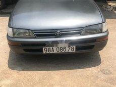 Bán Toyota Corolla đời 1993, màu xám, xe nhập, 80tr