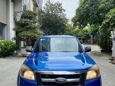 Bán Ford Ranger sản xuất 2009, màu xanh lam, xe nhập số sàn, giá chỉ 265 triệu