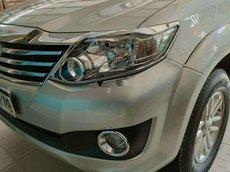 Cần bán gấp Toyota Fortuner sản xuất 2012, màu bạc, nhập khẩu, giá chỉ 650 triệu