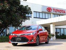 Cần bán xe Toyota Corolla Altis sản xuất năm 2021 giá cạnh tranh - Trả trước 150tr nhận ngay xe