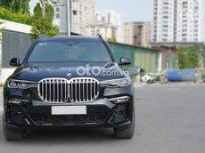 Xe BMW X7 M Sport đời 2020, màu đen, nhập khẩu như mới