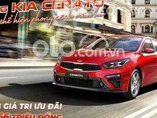 Cần bán Kia Cerato sản xuất năm 2021, màu đỏ, 499 triệu