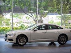 [Audi Miền Bắc] Audi A6 45TFSI thế hệ mới - hỗ trợ tối đa mùa covid - giá tốt nhất miền bắc - giao xe nhận ưu đãi lớn