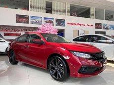 Bán Honda Civic RS 1.5 sản xuất 2021, màu đỏ, xe nhập, giá 934tr