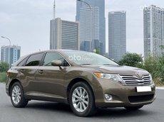 Cần bán lại xe Toyota Venza đời 2009, màu nâu, xe nhập giá tốt