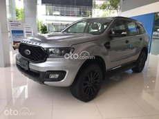 Bán Ford Everest 2.0L 4x2 AT Sport 2021, màu xám