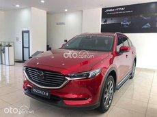 Bán Mazda CX-8 đời 2021, màu đỏ, 929 triệu