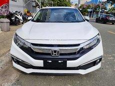Bán Honda Civic G 1.8 AT sx 2021 màu trắng xe mới