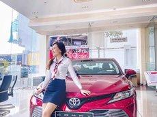 Ưu đãi cực lớn khi mua xe Toyota Camry model 2021 mới 100%