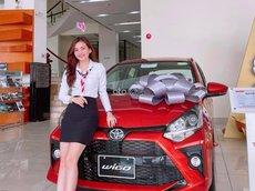 Toyota Wigo 1.2AT Vin 2021 bảo hành 5 năm siêu ưu đãi mùa dịch