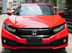 Cần bán xe Honda Civic RS 1.5 AT đời 2021, màu đỏ, nhập khẩu nguyên chiếc