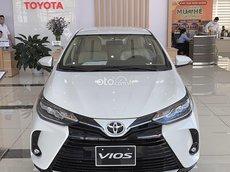 Toyota Vios G cao cấp số tự động 2021 sẵn các màu giao ngay, trả góp chỉ từ 160tr giao xe tận nhà