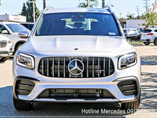 2021 the new Mercedes-AMG GLB 35 4Matic, xe SUV thể thao 7 chỗ hiệu năng cao - xe giao sớm - đặt xe ngay