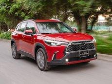 Cần bán Toyota Corolla Cross năm 2021, xe nhập giá cạnh tranh