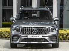 Bán ô tô Mercedes GLB35 AMG đời 2021, màu xám, nhập khẩu nguyên chiếc
