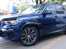 Bán xe BMW X5 xDrive40i M Sport năm sản xuất 2020, màu xanh lam, nhập khẩu
