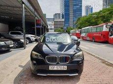 Bán ô tô BMW X1 sản xuất 2010, màu đen, giá tốt