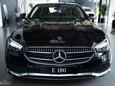 [ Mercedes - Benz Hà Nội ] Mercedes - Benz E180 2021 - Hỗ trợ mùa Covid - Giao xe tận nhà