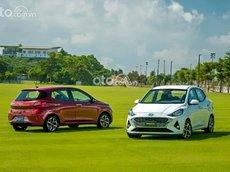 [Hyundai Bình Dương] Bán ô tô Hyundai Grand i10 năm sản xuất 2021 giá cạnh tranh