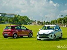 [Hyundai Đông Anh] Bán Hyundai Grand i10 sản xuất năm 2021, giá tốt nhất Hà Nội