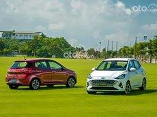 Cần bán Hyundai Grand i10 năm sản xuất 2021, giá cạnh tranh