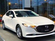 Bán xe Mazda 3 1.5L Deluxe sản xuất 2021, màu trắng