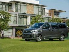 Cần bán xe Peugeot Traveller năm 2021, màu xám, nhập khẩu nguyên chiếc
